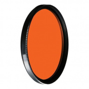 B + W 40.5mm Orange Multi-Coated Glass Filter #040