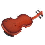 YKS New Fashion and Educational Children Super Cute Mini Music Electronic Violin GIFT for Kids BOY GIRL Toy Room Living Room
