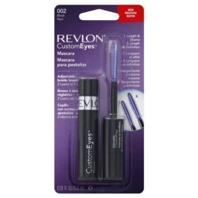 Revlon Custom Eyes Mascara, Black 5.6 ml