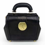 18cm Leather Doctors Bag