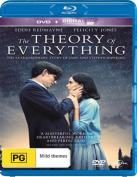 The Theory of Everything  [Region B] [Blu-ray]