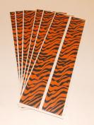 Pathfinder Carbon Arrow Wraps 18cm Orange Tiger Pkg/12