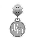 JLO Blossom Drop Silver Charm 1320 Endless Jennifer Lopez Collection