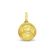 All my bijoux PDTTC02009 Football Pendant Yellow Gold 375/1000 0.85 g