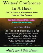 Writers' Conference in a Book [Large Print]