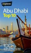 Abu Dhabi Top 10 (Guide Books)