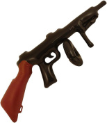 INFLATABLE TOMMY GUN 80CM THEME PARTY TOY GUN NOVELTY JOKE FANCY DRESS