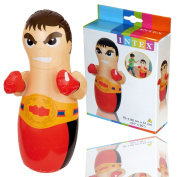3D INFLATABLE PUNCH BOP BAG WRESTLER PIRATE BOXING OUTDOOR INDOOR KIDS TOYS