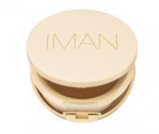 Iman Oil Blotting Pressed Powder Deep