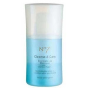 No7 Cleanse and Care Eye Makeup Remover 100ml UNBOXED