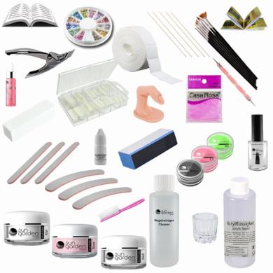 Acrylic Set Professional Deluxe - Starter Kit