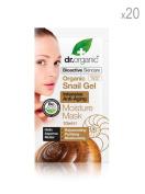 Dr Organic Snail Gel Moisture Mask 10ml