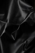Nuru Bed Sheet - 180 x 220 cm, PVC, black