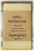 Debbie's Heather Hyacinth Handmade Soap