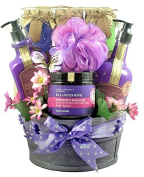 Peppermint Rosemary Aromatherapy Mothers Day Spa Gift Basket