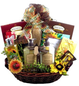 Sunflower Spa Mothers Day Gift Basket