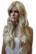 PRETTYSHOP Lady Wig Long Hair Cosplay Theatre Party curled Wavy Heat-Resistant FP712 Variation