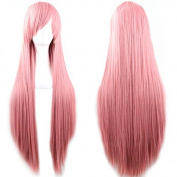 """Rbenxia 32"""" 80cm Cosplay Hair Wig Long Straight Hair Heat Resistant Costume Party Full Wigs"""