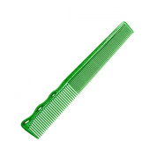 YS Park 232 Short Hair Design Comb [Med] - Green