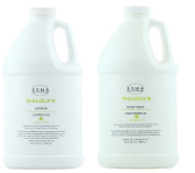 Soma Moisture Shampoo & Conditioner- 1890ml half gallon