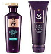 Ryeo Jayangyunmo Shampoo (For Sensitive Hair) 400g + Treatment 200ml