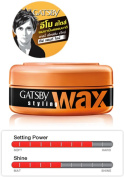 Gatsby Hair Styling WAX Tough & Shine From Japan for MEN Made in Thailand