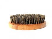 100% Boar Hair Bristle Beard Brush