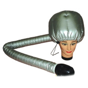 Hair Art EZ Dryer Bonnet Silver