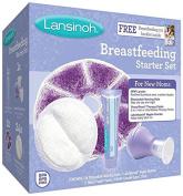 Lansinoh Breast Feeding Starter Set