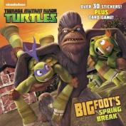 Bigfoot's Spring Break (Teenage Mutant Ninja Turtles)