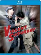 Violent Saturday [Region B] [Blu-ray]