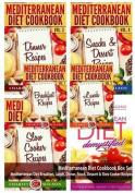 Mediterranean Diet Cookbook Box Set