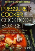 Pressure Cooker Cookbook Box Set
