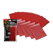 600 Red Double Matte Deck Guard Card Sleeves - Ultra Protectors - MTG - YU-GI-OH!