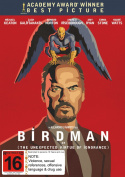 Birdman [DVD_Movies] [Region 4]