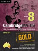 Cambridge Mathematics Gold NSW Syllabus for the Australian Curriculum Year 8 Pack