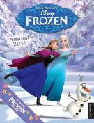 Disney Frozen Annual 2016