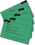 Skillstreaming the Elementary School Child, Skill Cards