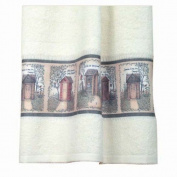 Avanti Linens Outhouses Bath Towel, Multi