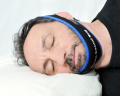 Stop Snoring Chin Strap-Sleep Aid Jaw Strap Reduces Snoring-Comfortably helps prevent Snoring