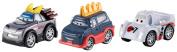 Cars Micro Drifters Kuboto, Yokoza and Shu Todoroki Vehicle, 3-Pack