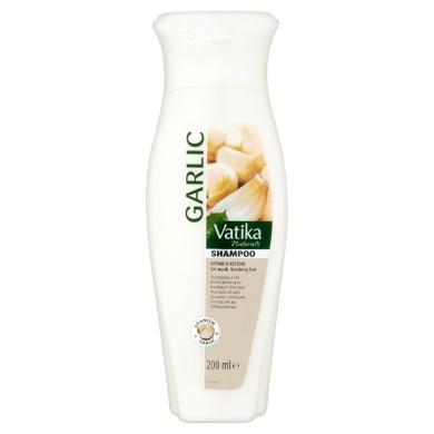 Vatika Naturals Garlic Shampoo 200 ml