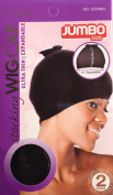 Stocking Wig Cap 2225 JBLA Black 2Pieces