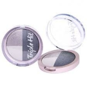 Look Beauty Triple hit trio eyeshadow Sexy Smoke shade 2