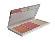 Look Beauty Cheeky Trio blush palette Candy floss!