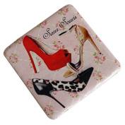 """Belle Chausseurs Handbag Mirror """"Sans Soucis"""""""