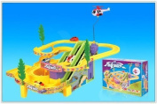 Track-Racer-Kids-Racing-Race-Game-Battery-Operated-Toy-Set-with-2 Cars