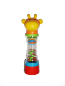 Tumbling Friend Tumbling Down Beads Rattle Shaker Toy - GIRAFFE DESIGN