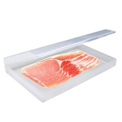 Bacon Keeper Hygienic 3.8cm Slim Container Waterproof Washable +1 FREE