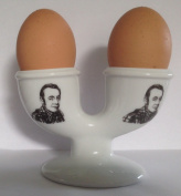 ONLY FOOLS AND HORSES DOUBLE EGG CUP, TRIGGER